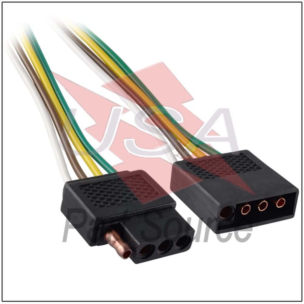 hight resolution of flat wire harness pin