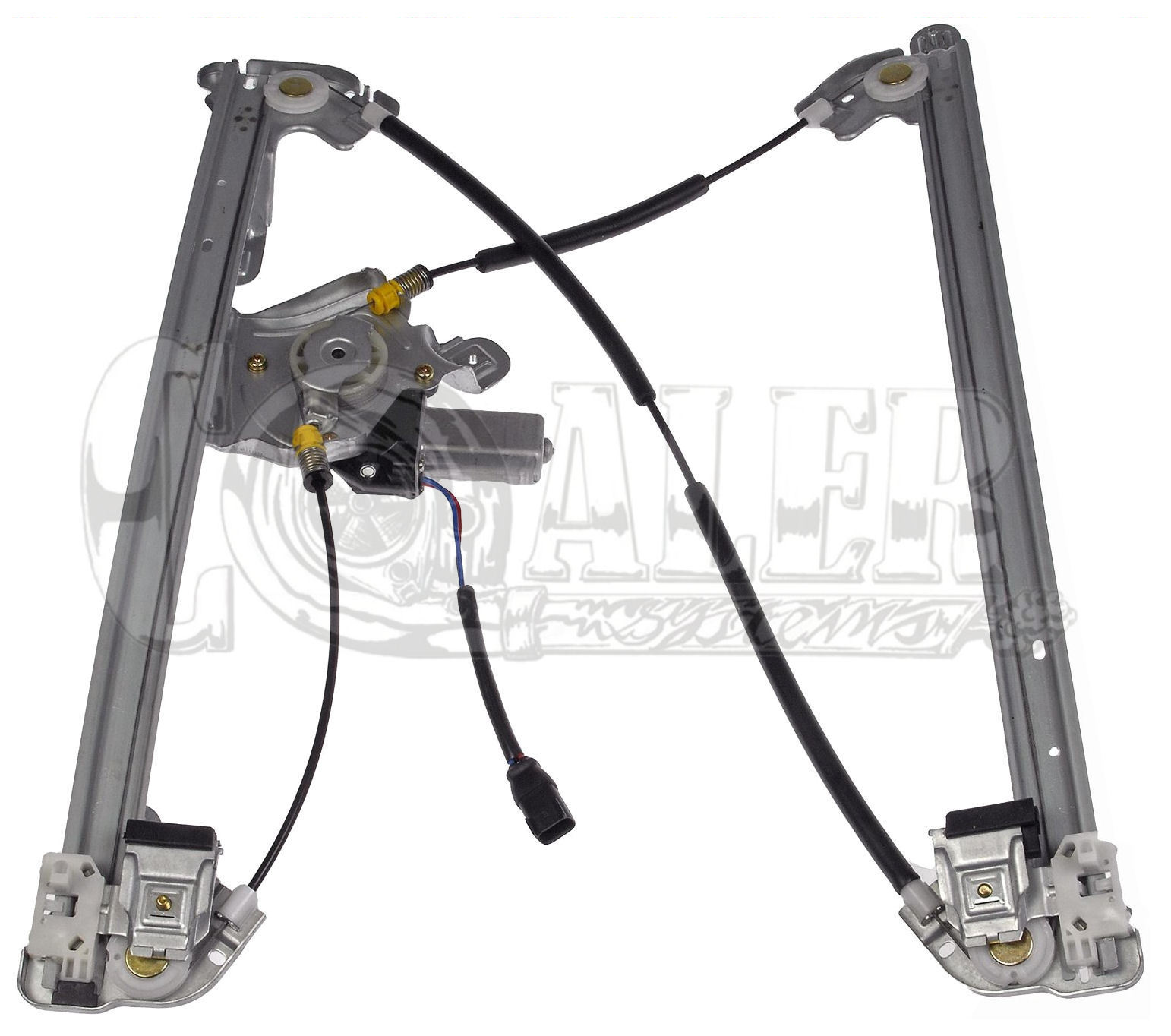 Ford F150 Window Regulator W Motor Front Left 741 428