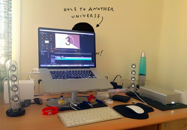 How To Set Up A Graphic Designer Office