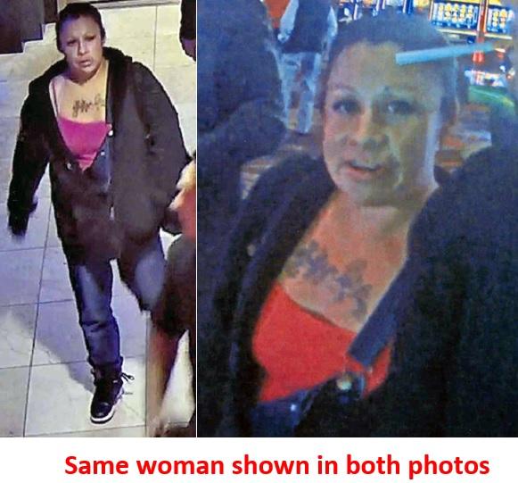 Unidentified Woman__