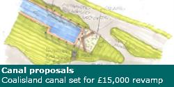 Coalisland canal set for £15,000 revamp