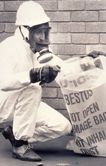 Cleaning up Asbestos