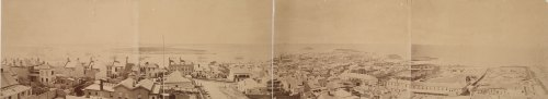 John Rae 1878 Photographic panorama