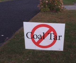 From Neighborhood to State Law? Coal Tar Ban Bill Goes to CT Governor!