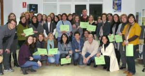 Escola de família de Santanyí i Cala d'Or curs 2009-2010