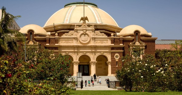 Los Angeles Natural History Museum - Architects