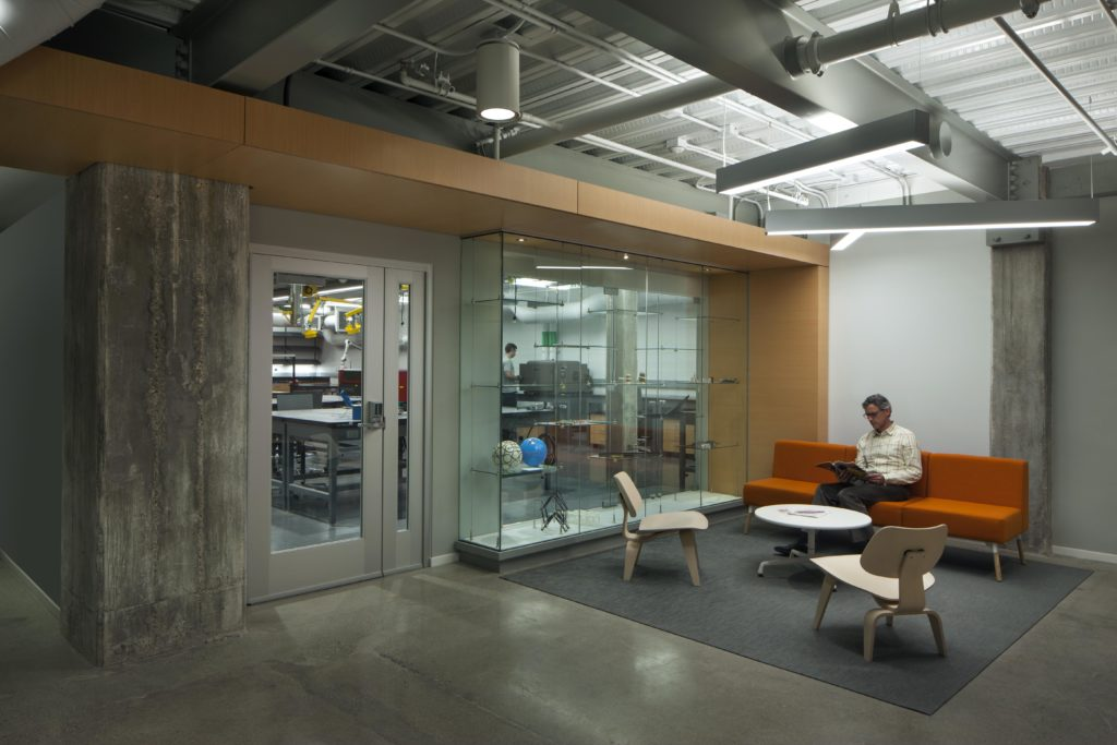 Diverse Modern Research Labs for Spacebased Solar Engineering at Caltech  CO Architects