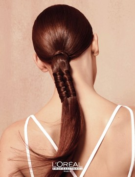 Look Sophisticated Ponytail