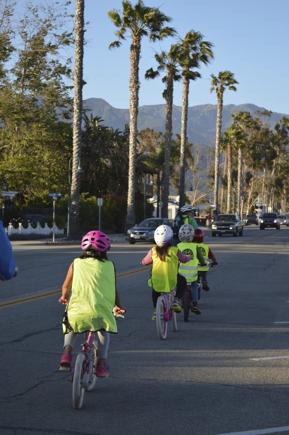 Group Bike Rides!