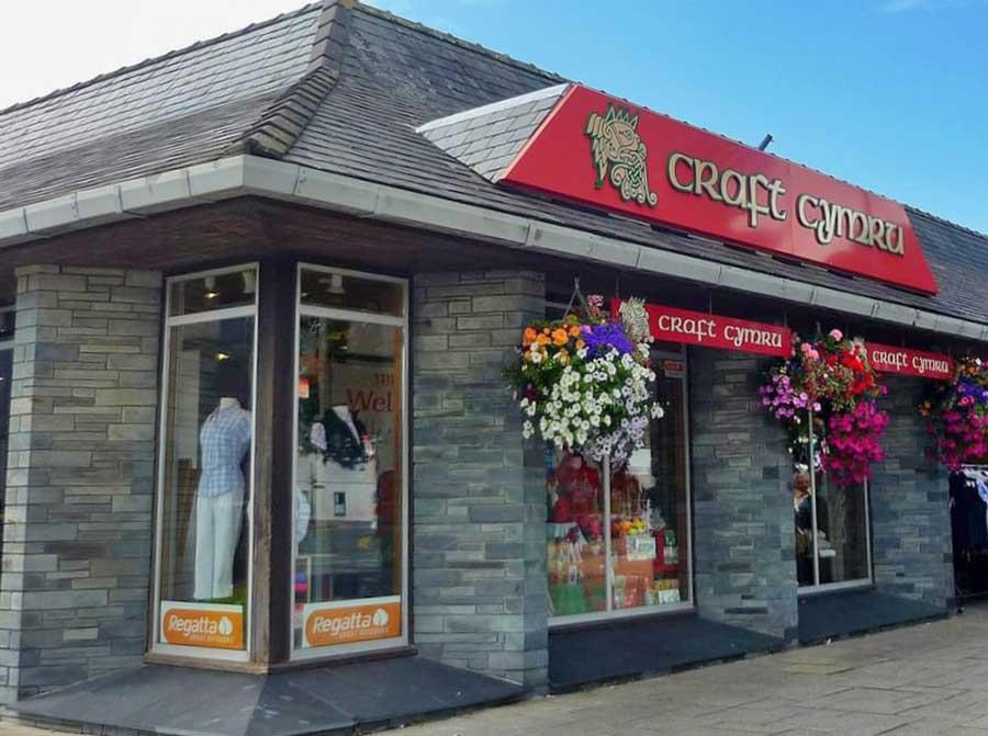 Craft Cymru in Porthmadog