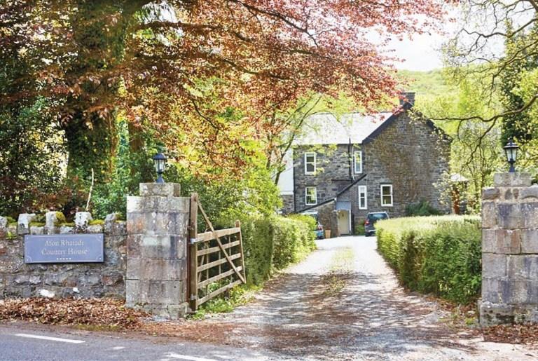 Afon Rhaiadr Country House