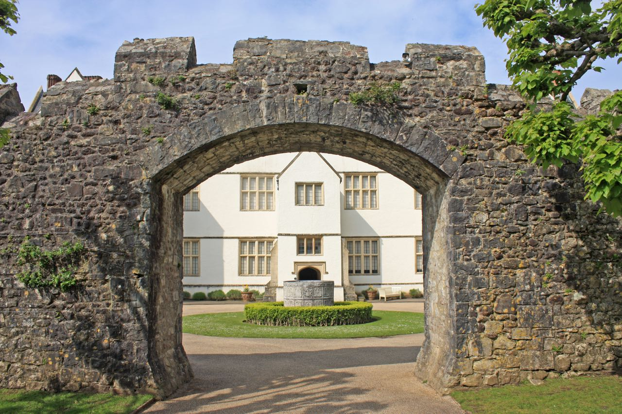 The Castle at St Fagans National History Museum