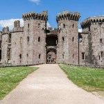 Raglan Castle Gatehouse