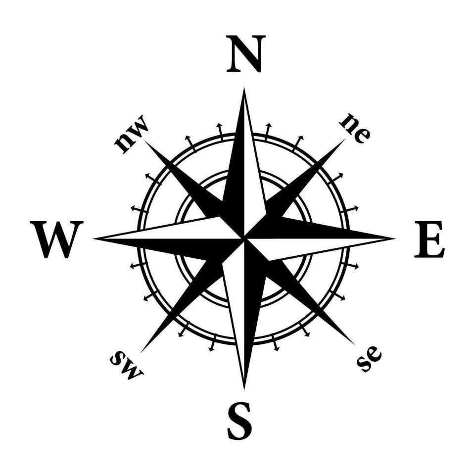 Compass Rose Drawings With Quotes. QuotesGram