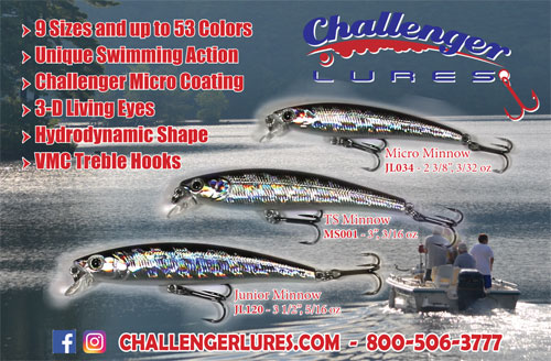 Challenger Lures