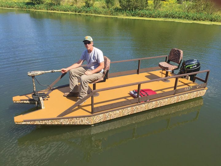 Custombilt Pondtoons Coastal Angler Amp The Angler Magazine