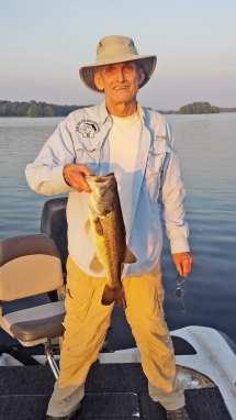 Lake Talquin Fishing Report - Year of Clean Water