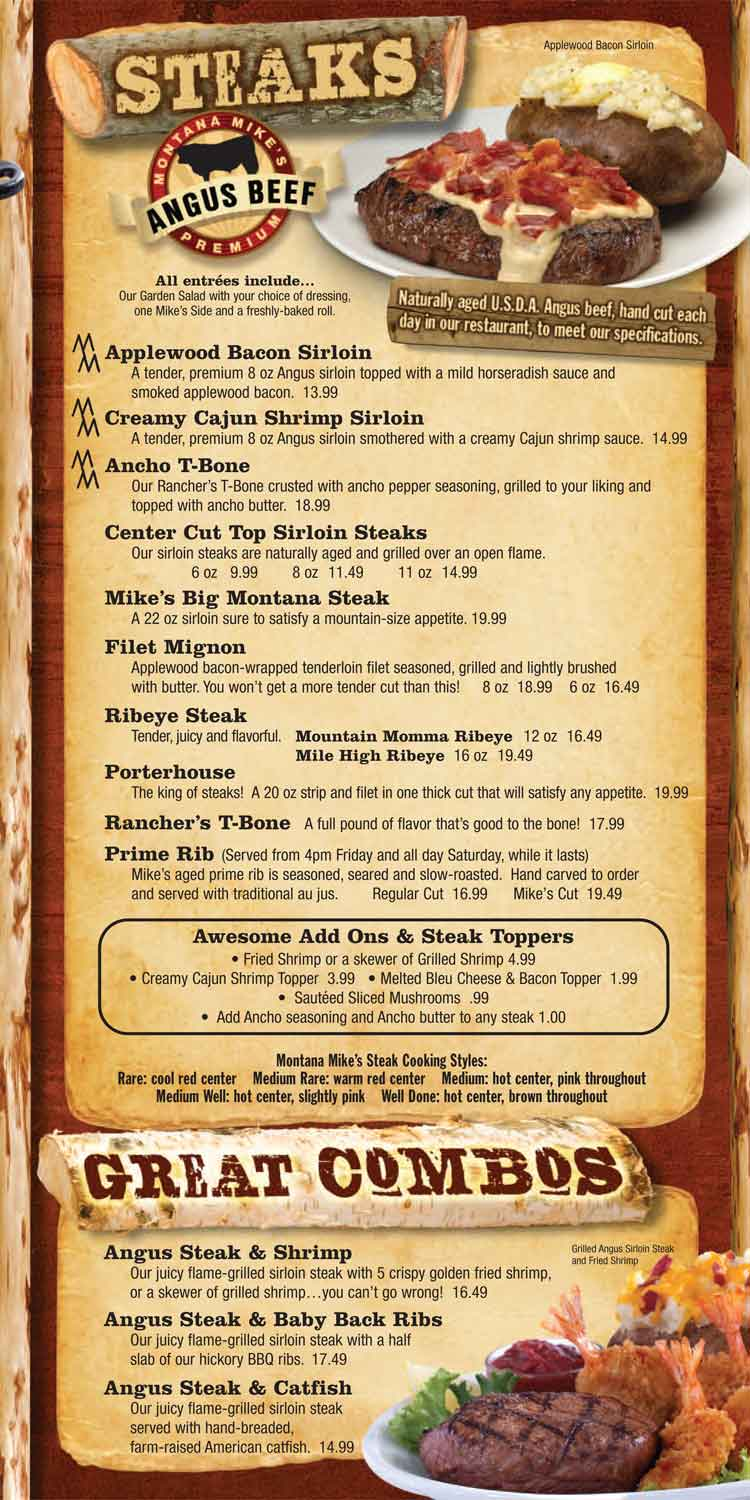 Texas Steakhouse Coupons  Coupon Valid
