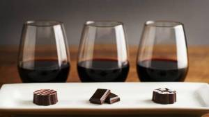 Wine & Chocolate Night