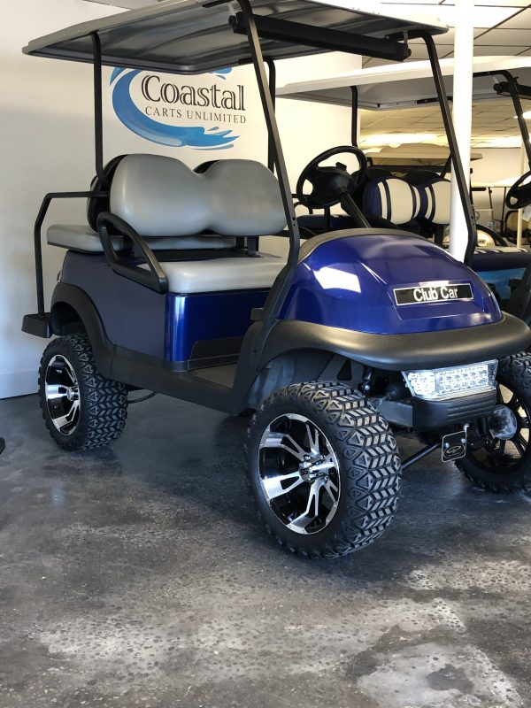 Coastal Carts Unlimited- Lifted Golf Cart For Sale