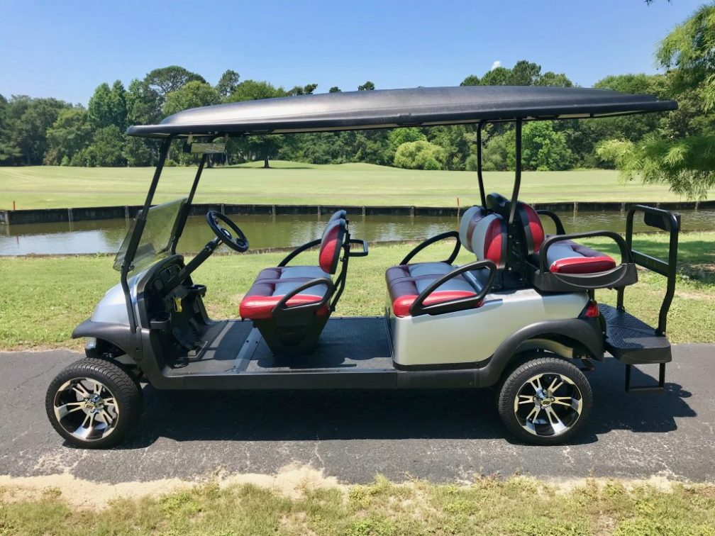 Coastal Carts Unlimited- 6 seater golf cart