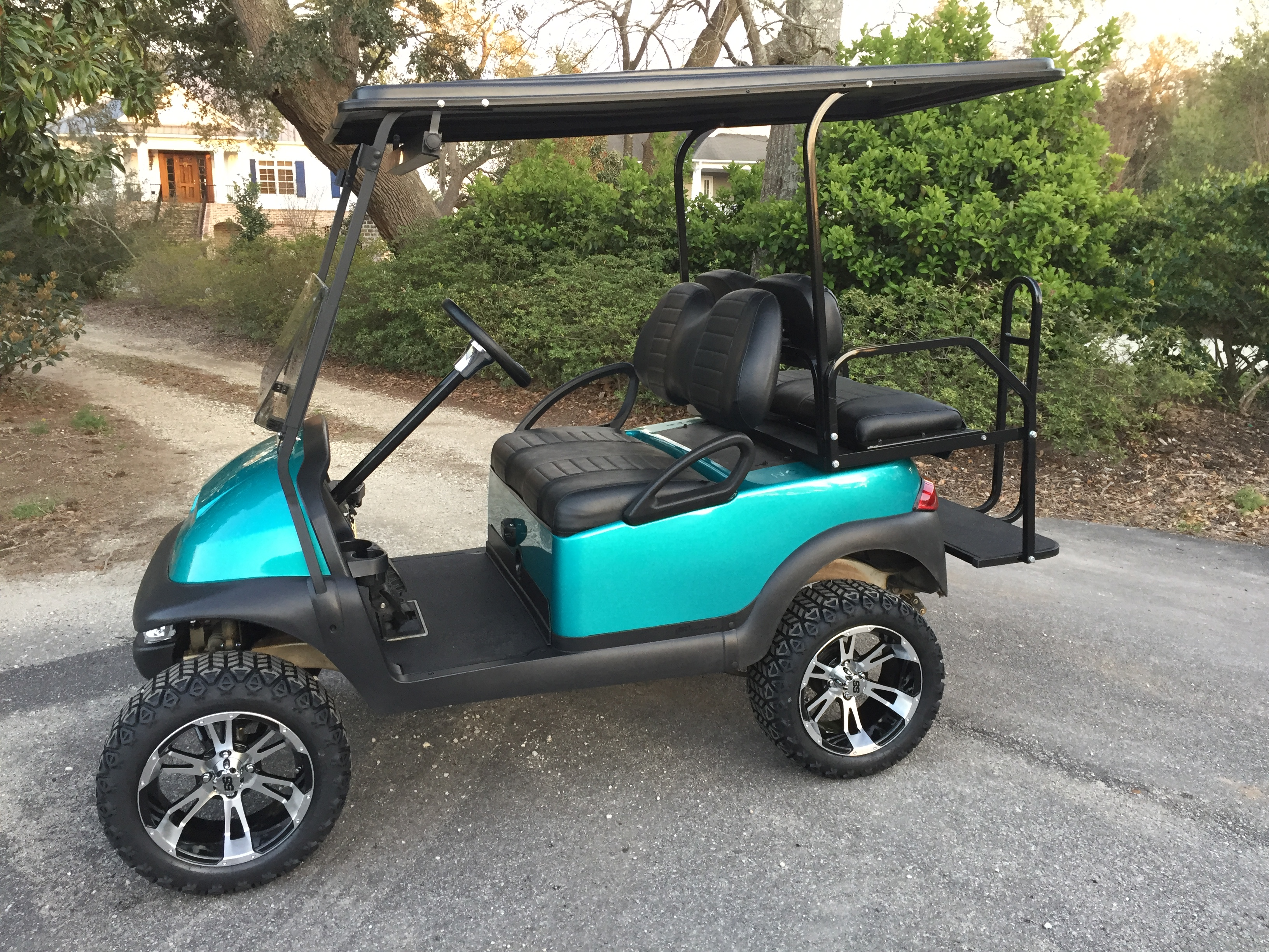 Club Car Customized