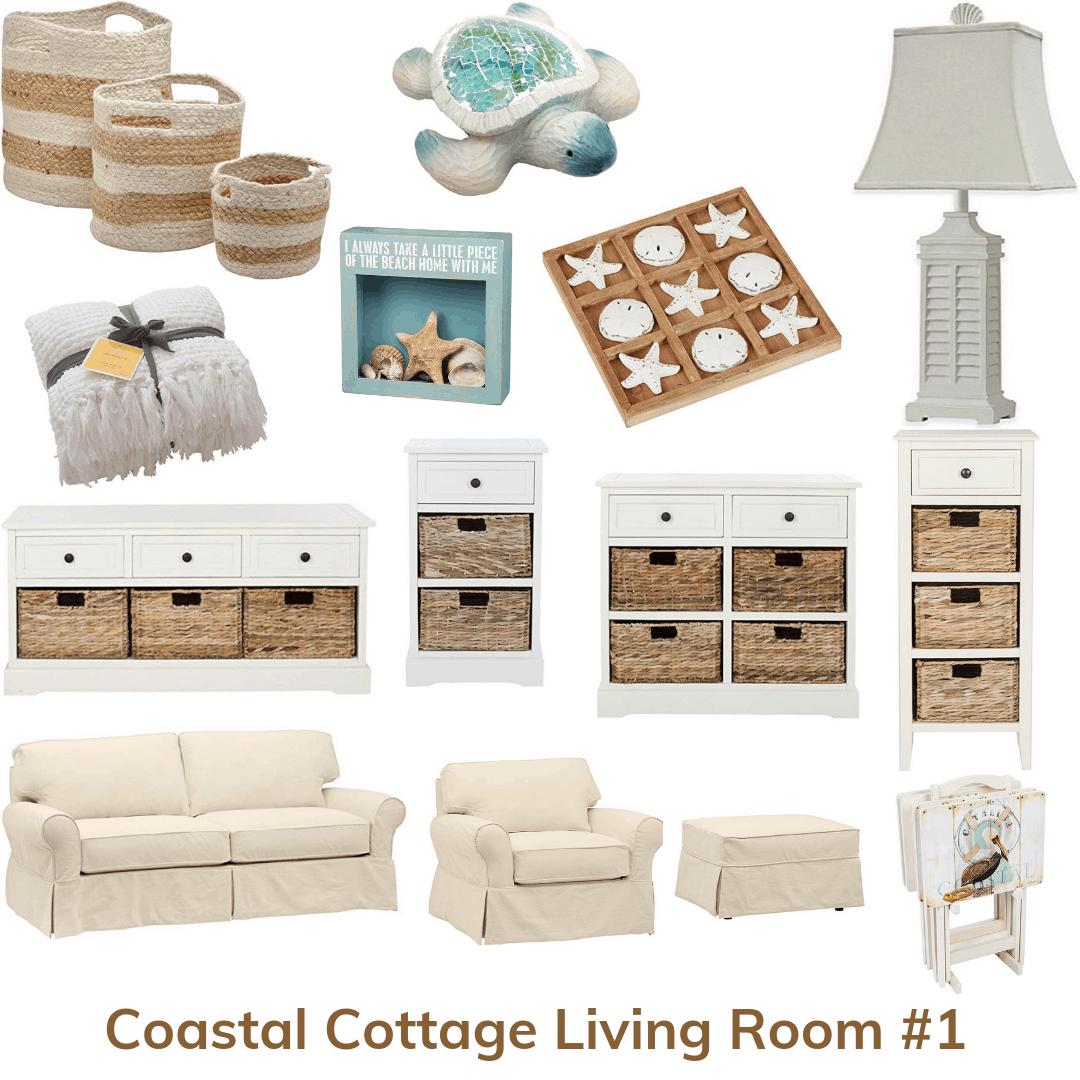 Coastal Collections Coastal Cheryl