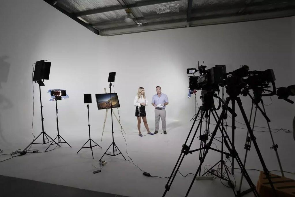 Video script writing