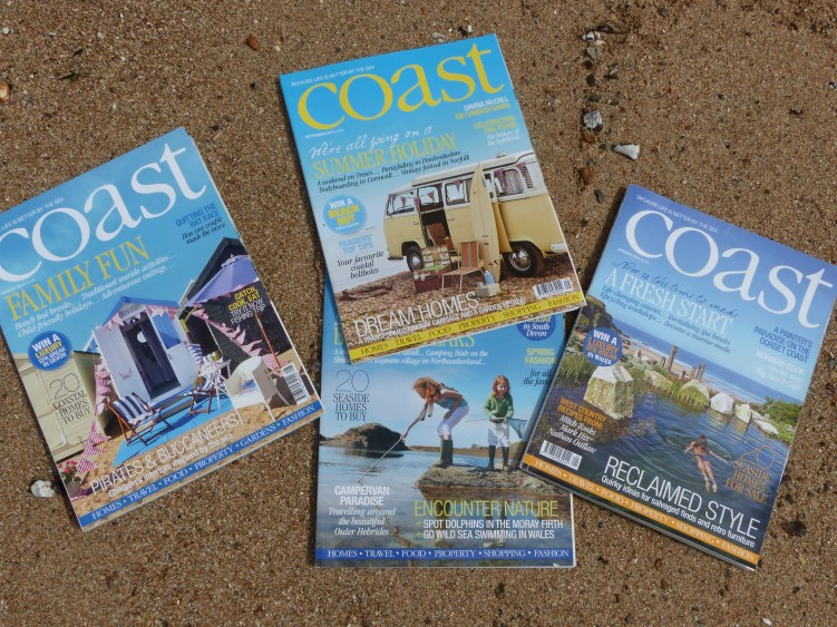 Coast Magazine. So much coastal inspiration and breath-taking photos every month...