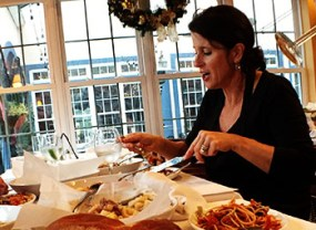 Chef and Restaurateur Lisa DiFebo Osias