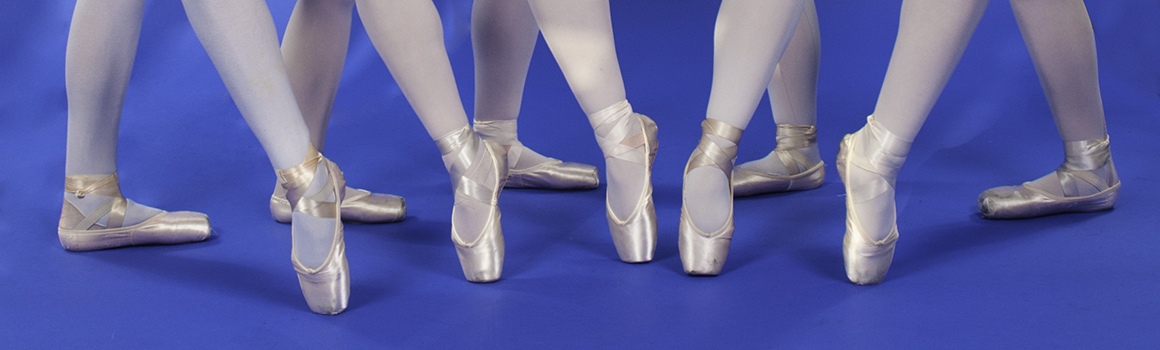 5 Pointe Shoes