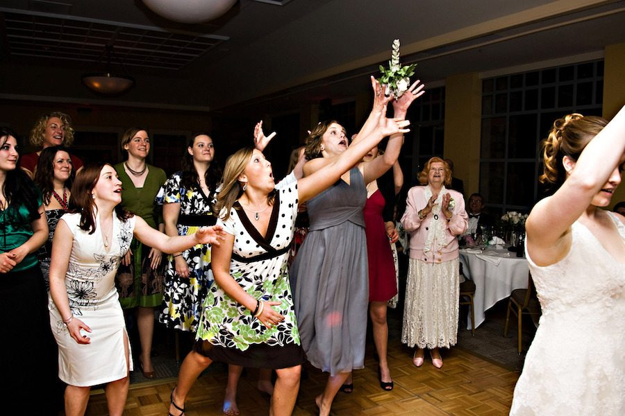 North Carolinas Top 50 Most Requested Bouquet Toss Songs