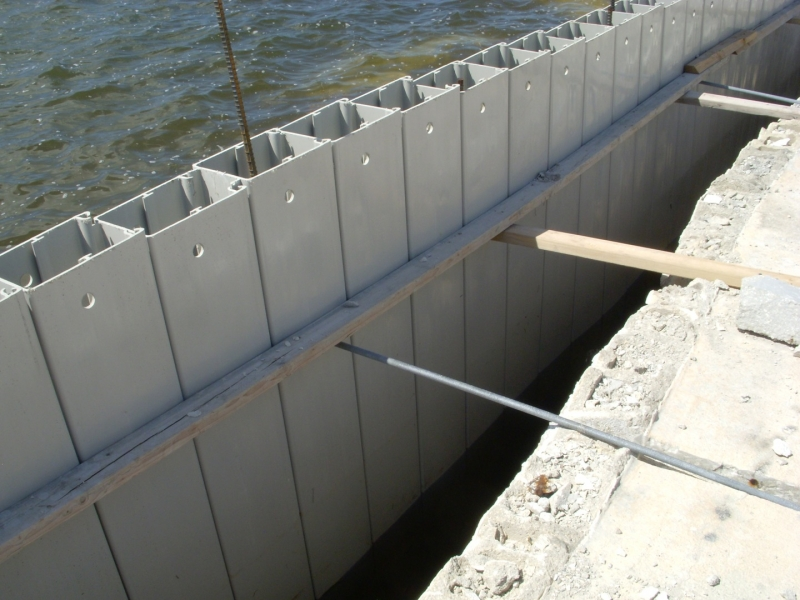 Seawalls and Seawall Repair in Marathon  Florida Keys