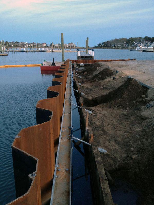 Allen Harbor Infrastructure Coastal Engineering