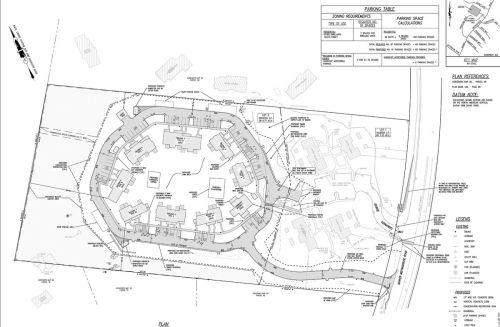 small resolution of terrapin ridge site plan sm