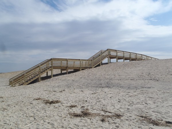 Town Neck Beach Access Stairs Coastal Engineering