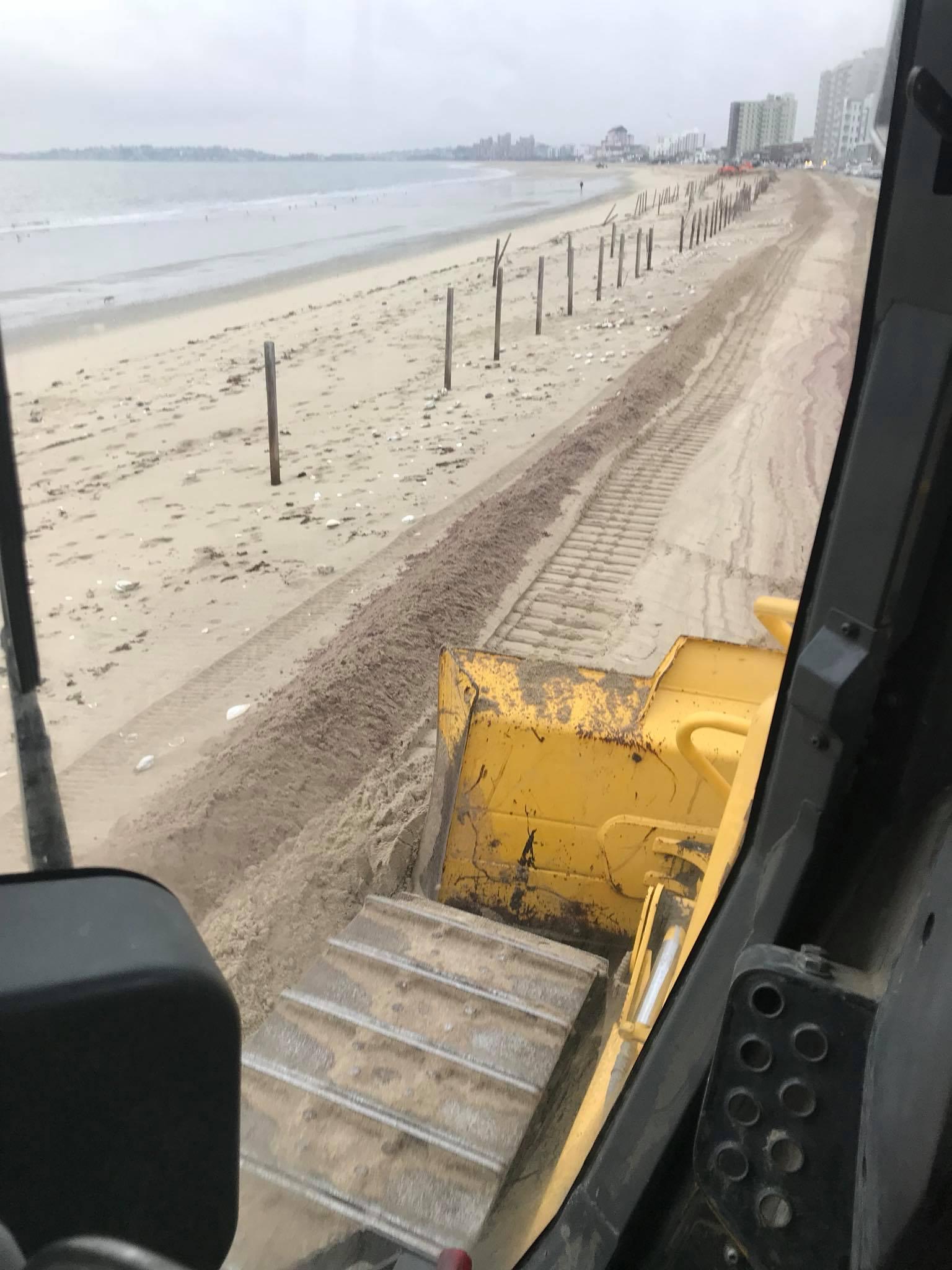 Coastal Excavation Corp  Beach Construction  Repair