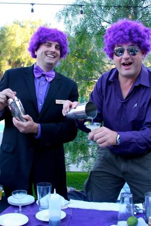 purple hair guys**
