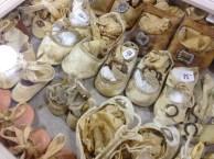 coastal/baby shoes