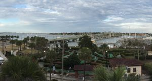 St. Augustine is an example of a great day trip location