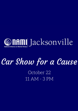 NAMI Jacksonville's Car Show for a Cause