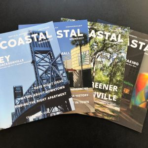 The Coastal's 2017 issues