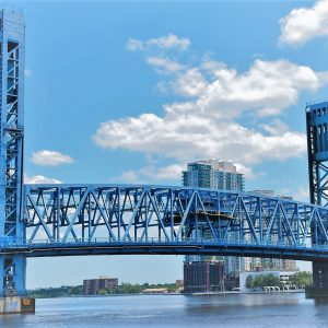 Main Street Bridge, Jacksonville, FL - Buy Photo Print