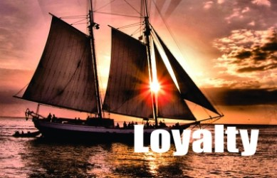 WHAT EVER HAPPENED TO LOYALTY ?
