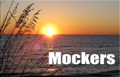 IN THE COMPANY OF MOCKERS