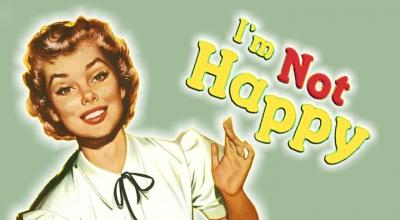 Happy, Happy – NOT