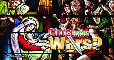 The WAR over Christmas