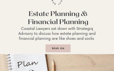 Estate Planning & Financial Planning