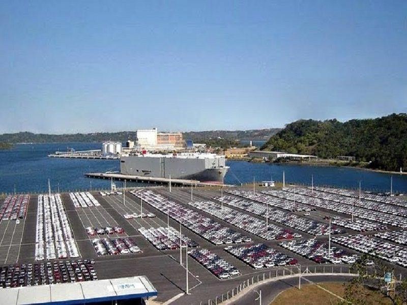 Foto do Terminal da FORD