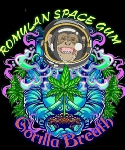 Romulan Space Gum from Weedasec for Coastal Mary Seeds
